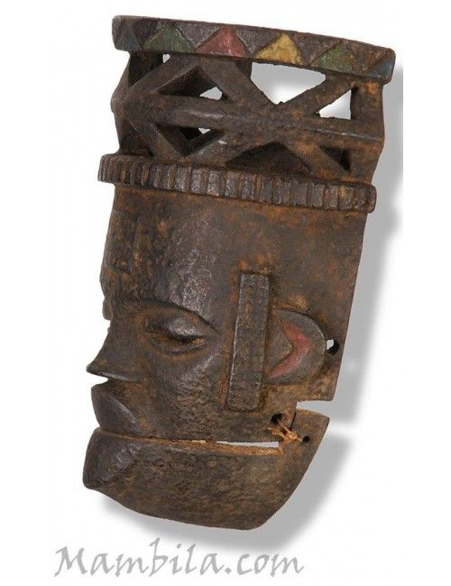 Máscara africana ogoni
