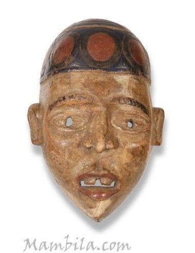 Máscara Bakongo M-1843