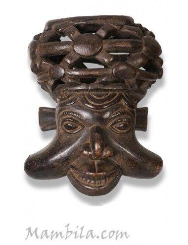 Máscara Bamun M-1849