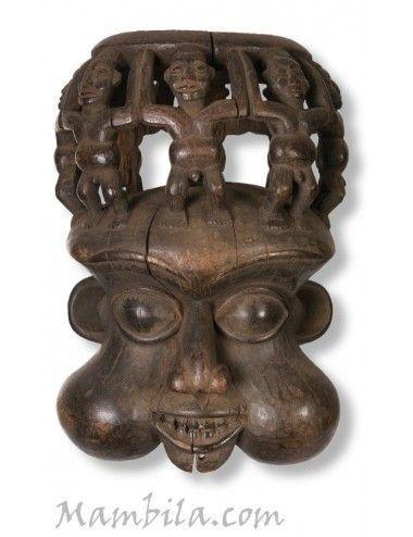 Máscara Bamun M-1850