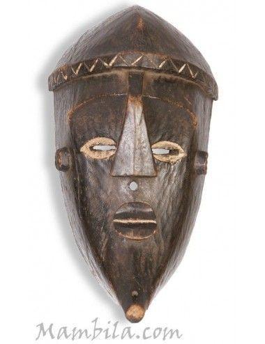 Máscara Lulua M-1869