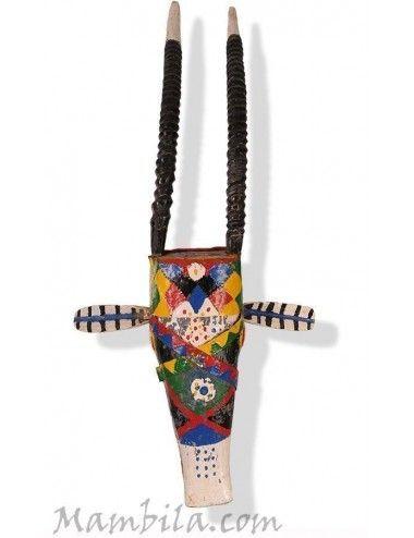Máscara marioneta Bozo - 2102
