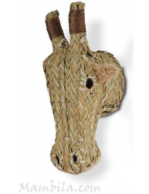 jirafa esparto