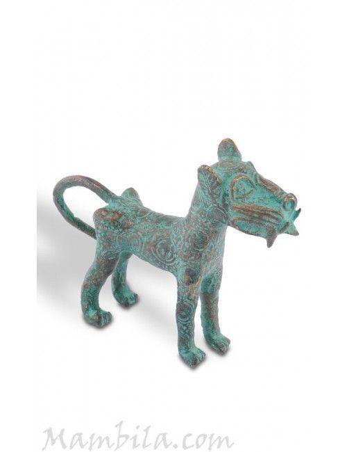 Leopardo bronce