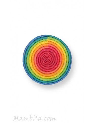 Bajoplato Rainbow peq.