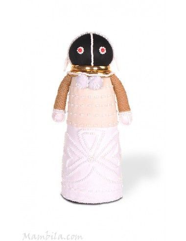 Muñeca Ndebele 26 cm