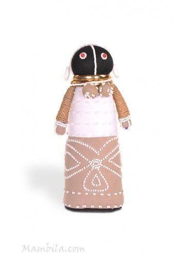 muñeca ndeble