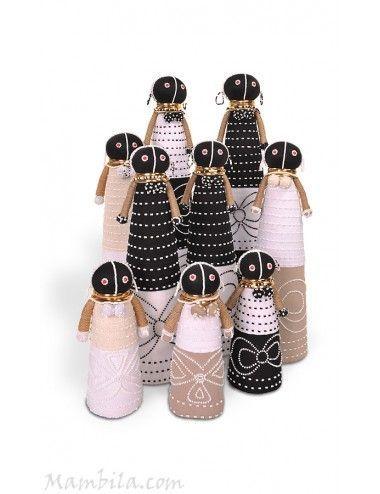 muñecas ndebele