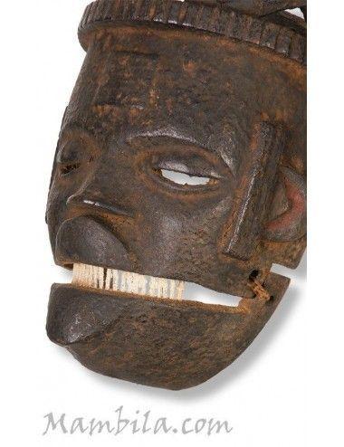 Máscara Ogoni M-1838