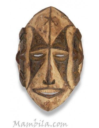 Máscara Igbo M-1846