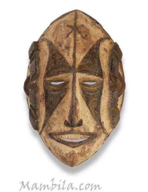 Máscara africana Igbo M-1846