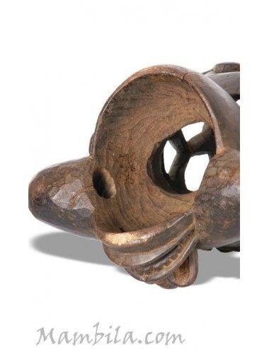 Máscara africana Bamun