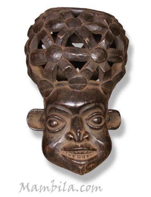 Mascaras Africa