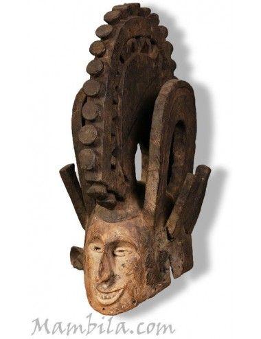 Máscara Igbo M-437