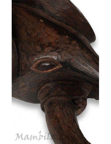 Máscara elefante camerun