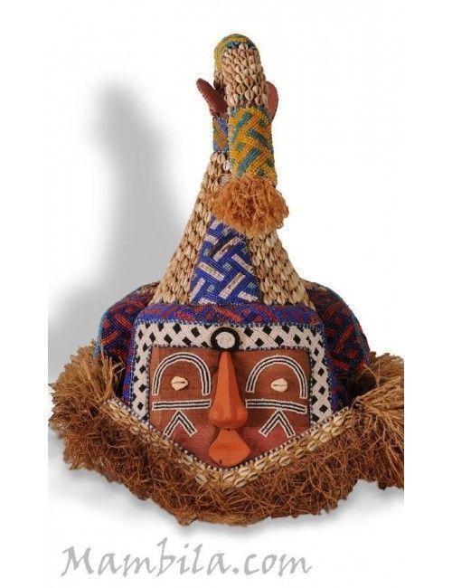 Máscara africana mukenga