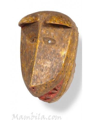 Máscara marioneta Bozo - 3008