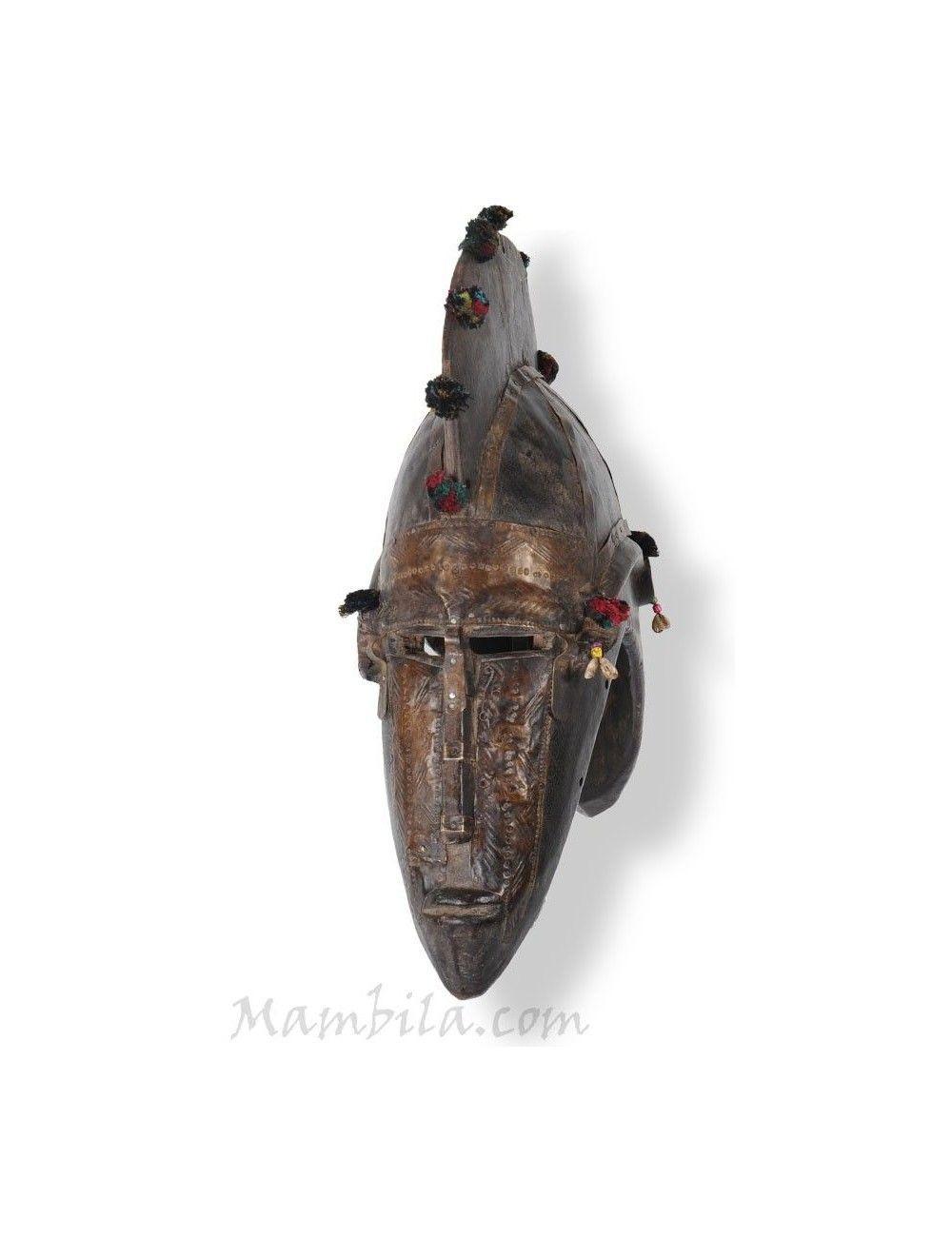 mascara africana