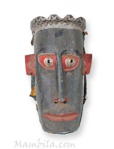Máscara marioneta Bozo - M-2921