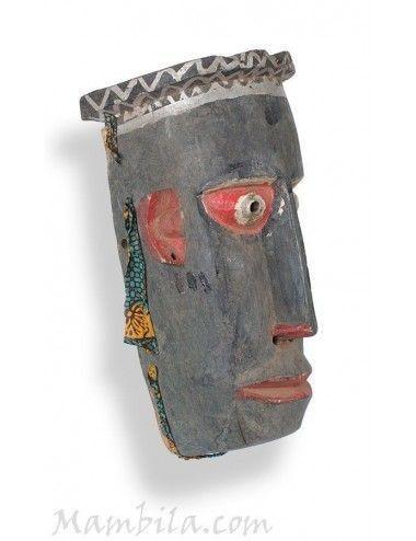 Máscara Bozo